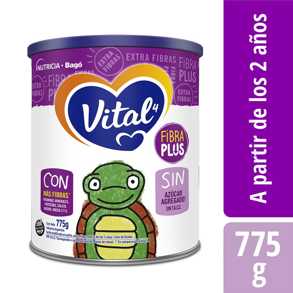 Vital Fibra Plus - Lata 775 g