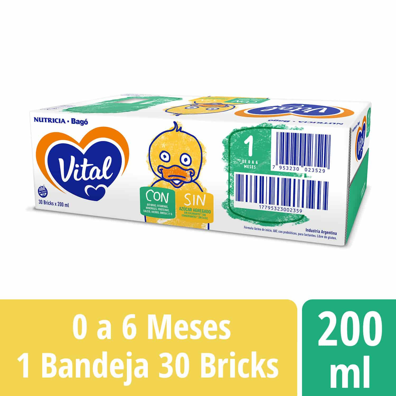 Vital 1 - Brick 200 ml