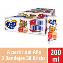 Pack Vital 3 - Brick 200 ml