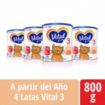 Pack Vital 3 - Lata 800 g