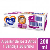 Vital 4 - Brick 200 ml