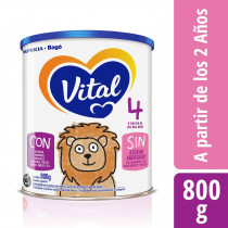 Vital 4 - Lata 800 g