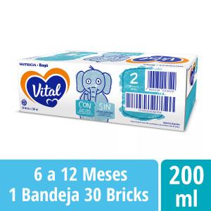 Vital 2 - Brick 200 ml