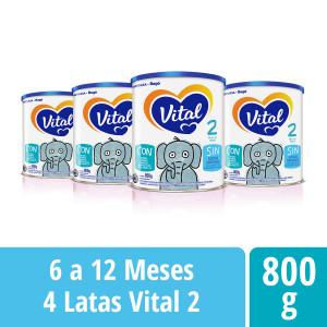 Pack Vital 2 - Lata 800 g