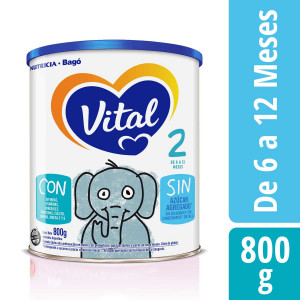 Vital 2 - Lata 800 g